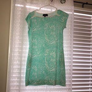 Lauren James Seafoam Shell Dress (with pockets!)